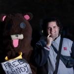 Pedo-bear e la mia kicker light