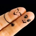 16 - Happy fingers