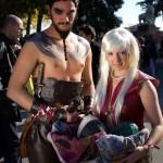 Khal Drogo e la Khaleesi