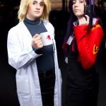 Ritsuko & Misato