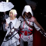 Chobits & Ezio Auditore