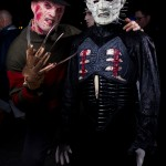 Freddy Kruger & Pinhead