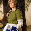 Link in versione femminile, tratta da The Legend of Zelda
