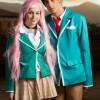 Moka Akashiya e Tsukune Aono, tratti da Rosario + Vampire