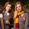 Studentesse di Hogwarts, tratte dalla saga di Harry Potter
