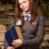 Studentessa Corvonero di Hogwarts, tratta dalla saga di Harry Potter
