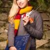Studentessa Grifondoro di Hogwarts, tratta dalla saga di Harry Potter