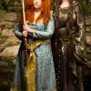 Merida e la regina Elidor, tratte da Ribelle