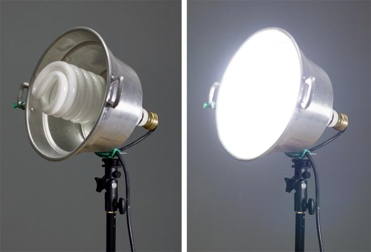 Fai da te – Faretto-pentola per fare video  Playerdue Lighting - Il Corso di...