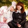 Sweet e Gothic Lolita.