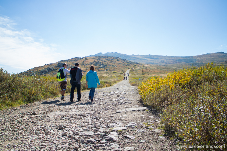 Escursione a Cherni Vrah