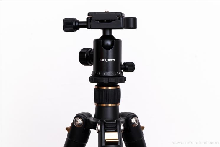 Il cavalletto K&F Concept KF-TM2324.