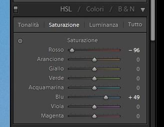 HSL / Colori / B&N