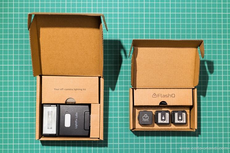 FlashQ Q20 II e T2