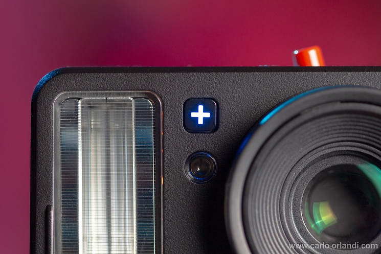 Il pulsante per attivare il bluetooth della Il mirino della OnePlus+.