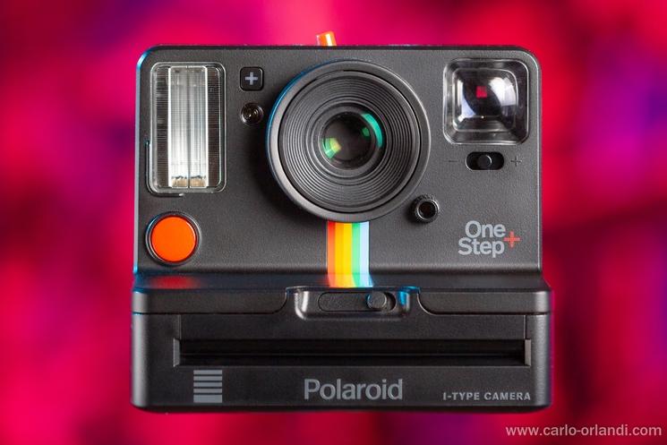 La Polaroid Originals OneStep+.