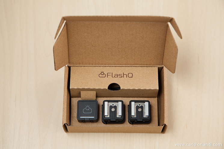 Flash Q - Kit F+