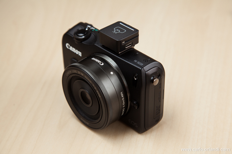 FlashQ su una mirrorless