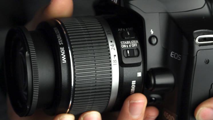 Ghiera della lunghezza focale