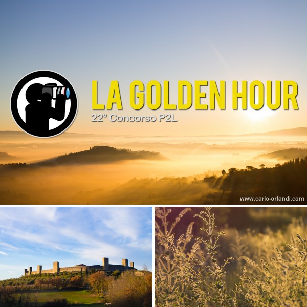 22° Concorso P2L - La Golden Hour