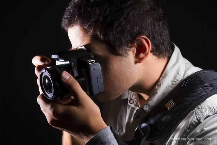 E' importante provare con mano la macchina fotografica che vogliamo comprare.