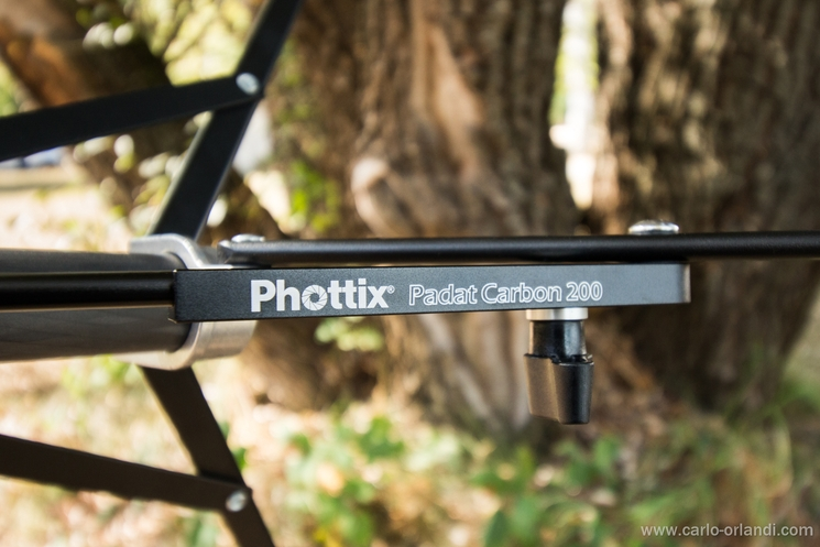 Phottix Padat Carbon 200.