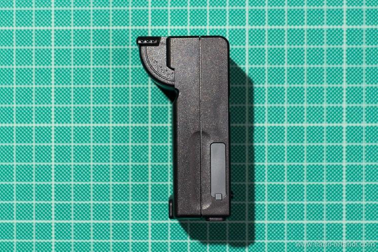 La testa pieghevole del FlashQ Q20 II.